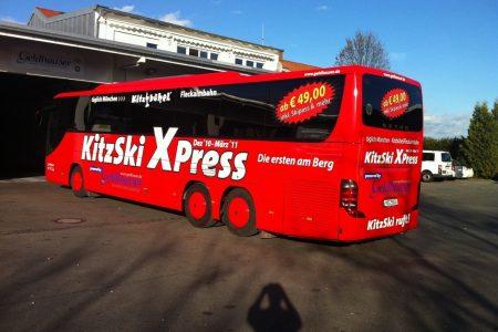 Eine Tagesfahrt Mit Dem KitzSkiExpress Von München Nach Kitzbühel – Ab Ins Skiparadies Mit Geldhauser Busreisen