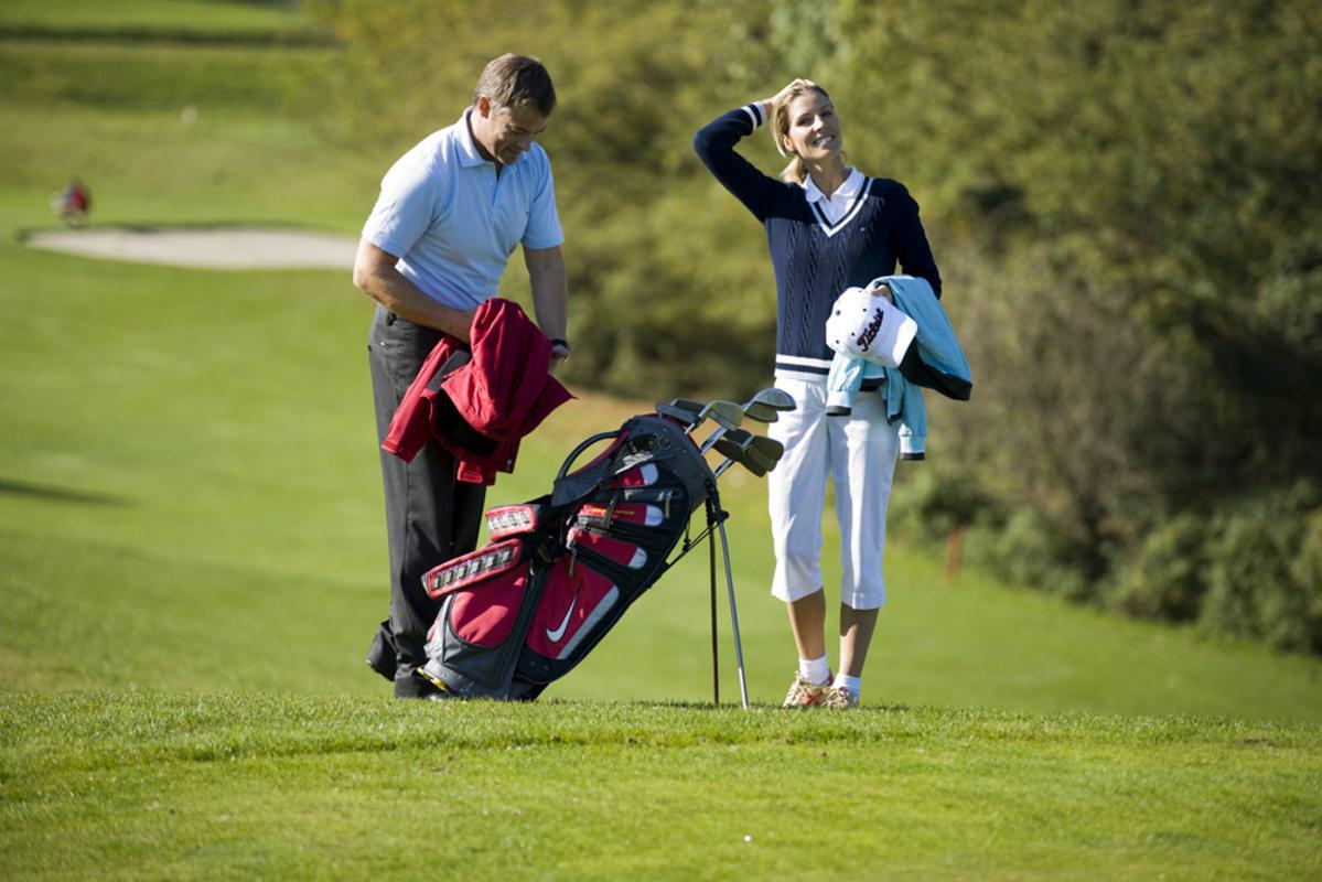 Golfvergnügen In Stegernbach