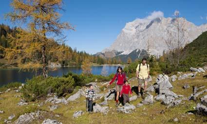 Hotel, Appartements & Camping Am Fuße Der Zugspitze:  Familienspezialisiertes Resort In Der Wander- Und Bikearena