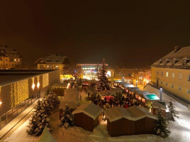 Weihnachtsmarkt Im Zell Am See