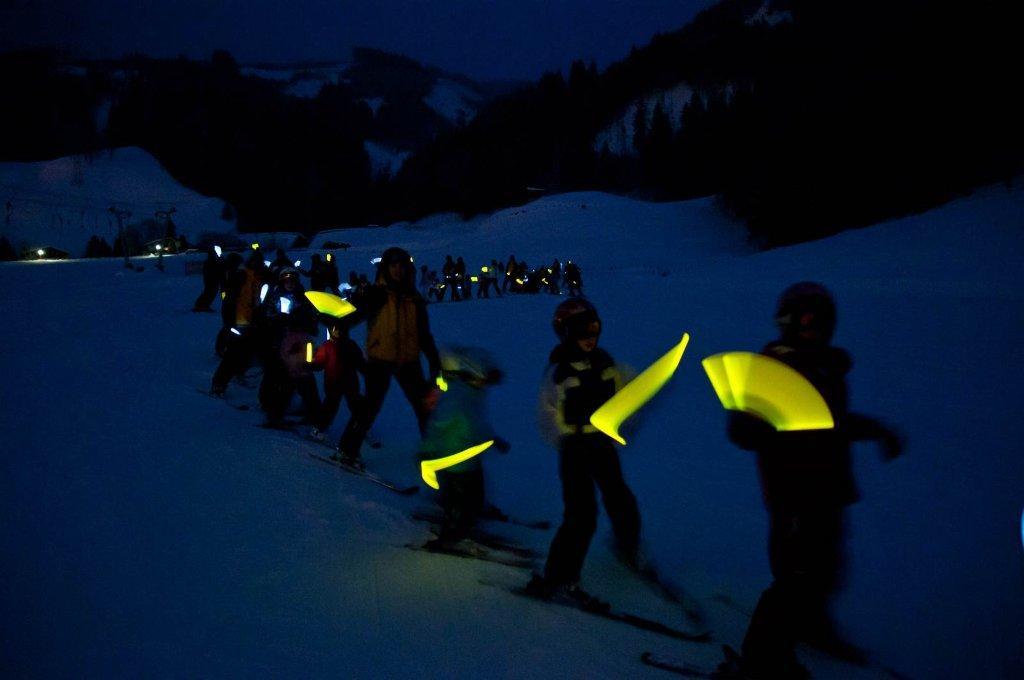 Ein Spaß Für Jung Und Alt: Glühwürmchenlauf_Zell-am-See-Kaprun