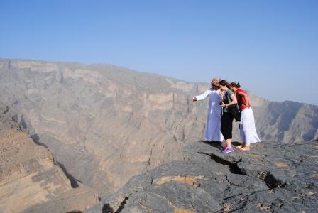 Abendteuer Pur - Gran Canyon Oman