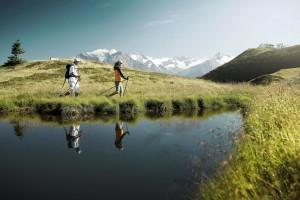Wandern auf der Schmitten