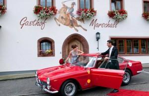 Der Tirloller Gasthof Marschall ist eine hevorragende Location für Hochzeiten und andere Veranstaltungen