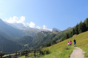 Wandern in den Tuxer Alpen einfach wunderschön