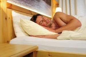 Gute Nacht - träum schön: Die Zirbenzimmer im Hotel Post am See