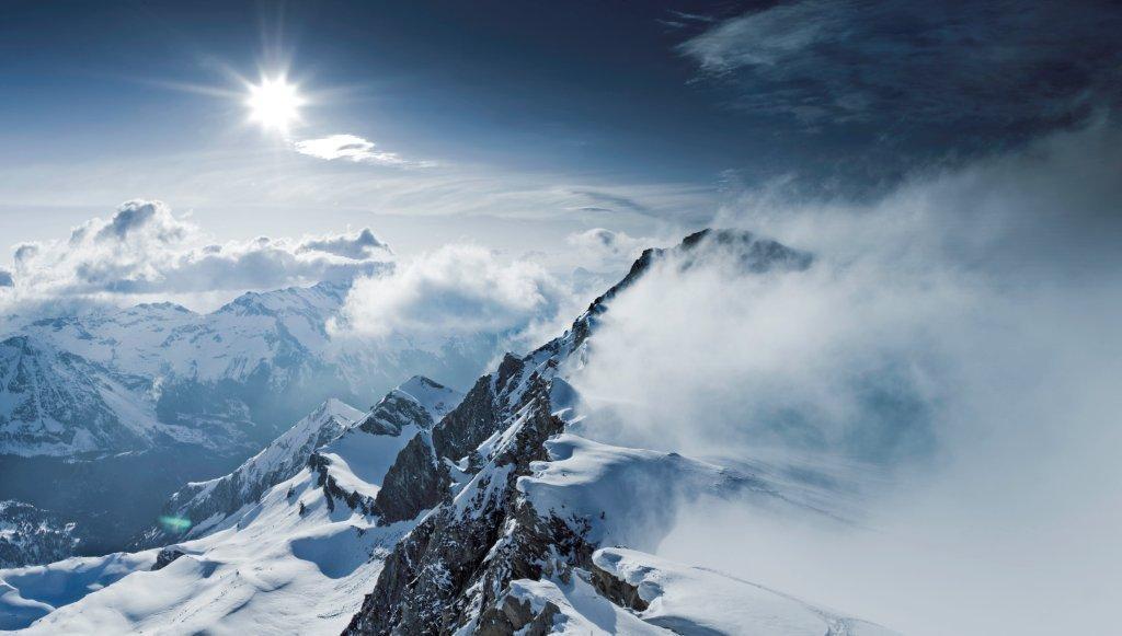 Kitzsteinhorn Aussicht ©Gletscherbahnen Kaprun AG