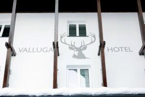 Haupteingang des VALLUGA (Foto MK Salzburg)