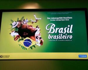 Die Show Brasil – Brasileiro läuft ab 12.08.2014 im Deutschen Theater in München statt