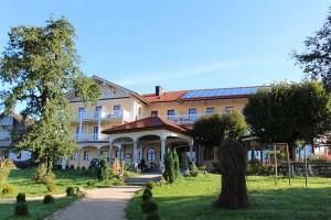 Hotel Edermann hier findet die Aufführung von Jedermann