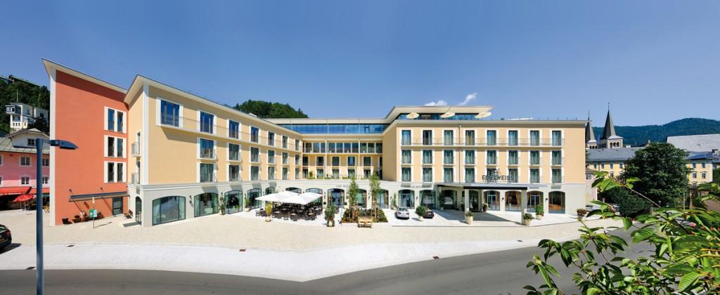 Aussenansicht_2__EDELWEISS_HOTEL_Berchtesgaden_