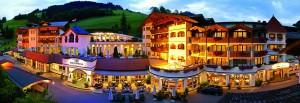 Edelweiss Hotel Grossarl zu Gast bei Familie Hettegger