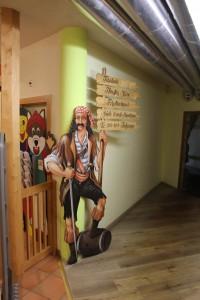 Schatzsucher hier geht es lang zum Piratenland