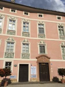 Das Königliche Schloß in Berchtesgaden