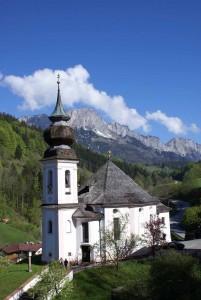 Wahlfahrtskirche Maria Gern