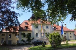 Obstanbau im Bildungszentrum Triesdorf