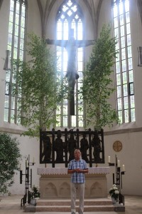 Führung im Kloster Heidenheim