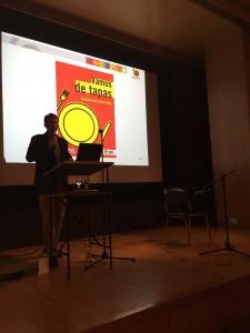 Álvaro Blanco Volmer stellt die spanische Tradition der Tapas vor