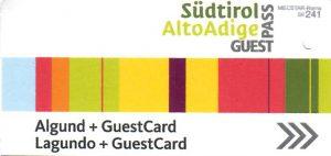 AlgundCard 2018 - eine Vorteilskarte