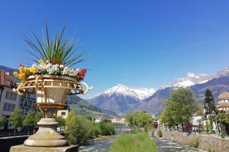 Algund –Sommerurlaubsziel Für Familien Mit Mediterranen Flair