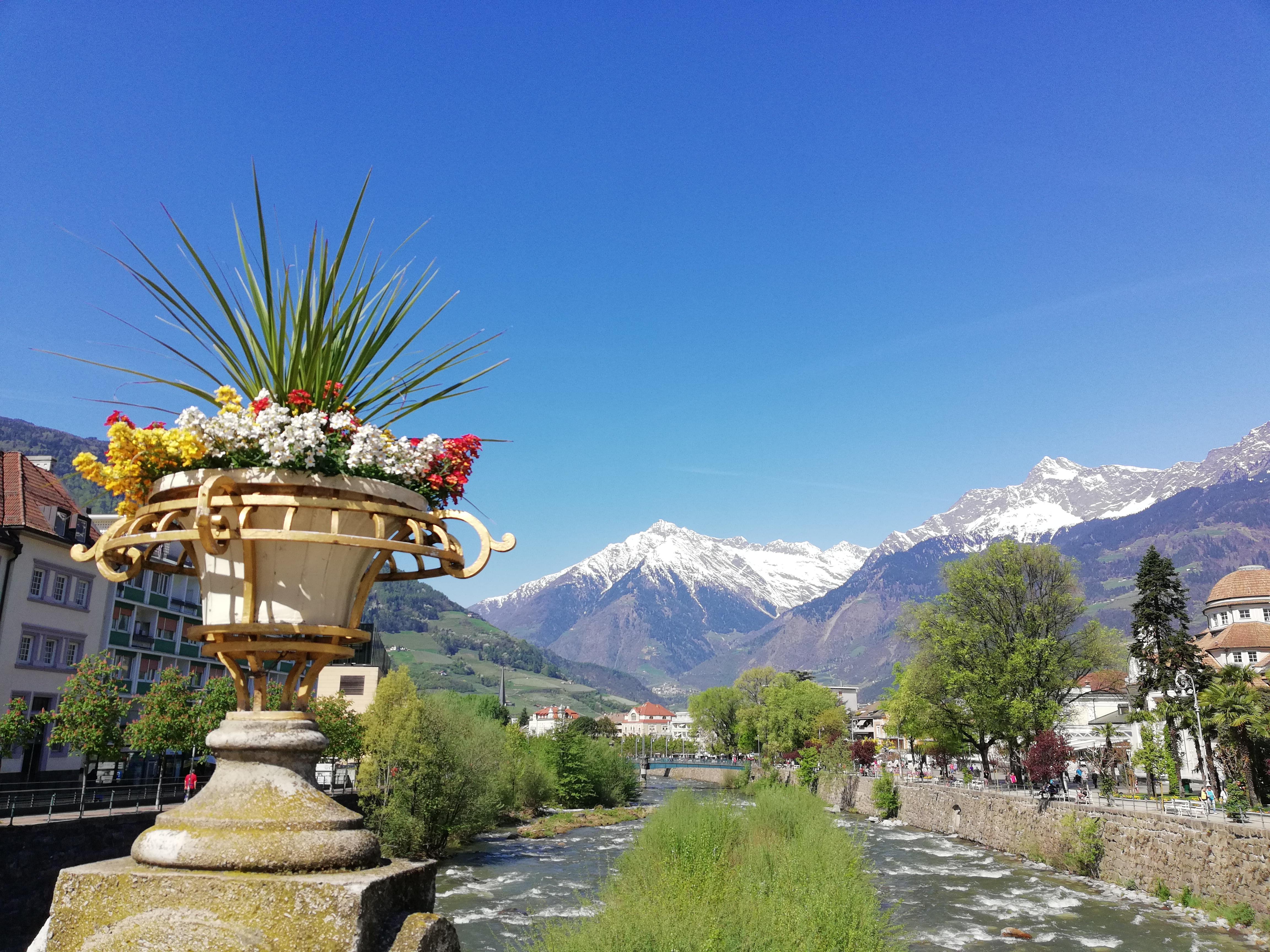 Kleine Flucht Ins Schöne Südtirol