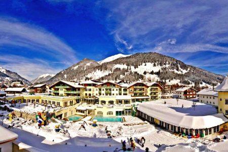 Spitzenurlaub An Der Sonnenseite Der Zugspitze Im Hotel Alpenrose In Lermoos
