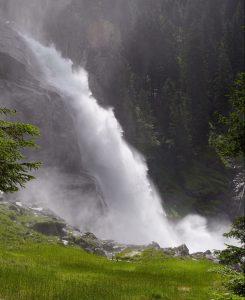 Faszination Natur: Die Krimmler Wasserfälle