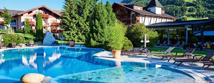 Für Die Freunde Alpiner Freuden – Familienurlaub Im Krallerhof In Leogang