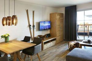 Wohnbereich Quelle Alps Residence