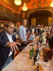 Genuss im Lenbachhaus: In München präsentieren die besten Italienischen Winzer ihre Weine in Begleitung von köstlichen Spezialitäten