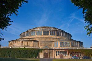 Die Jahrhunderthalle in Breslau steht auf der UNESCO Weltkulturerbeliste © POT - Polnisches Fremdenverkehrsamt