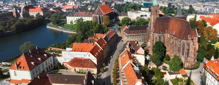 00016 4062 Wroclaw Ostrow Tumski KK HR